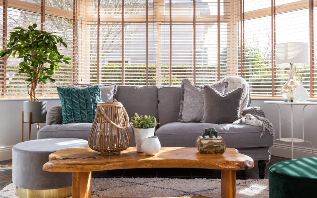 Style So Simple: Cosy Conservatory Revamp