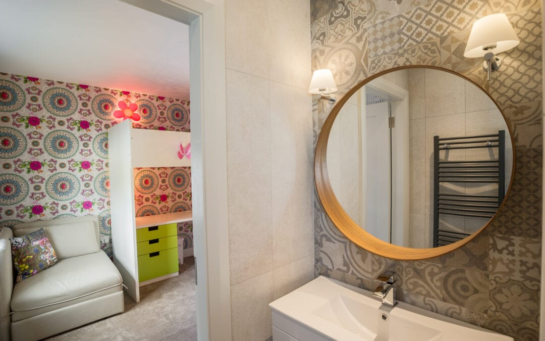 Basic tips on redesigning your bathrooms by Jackie Tyrrell Design